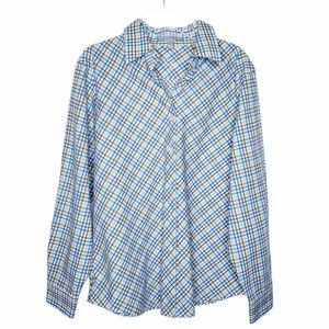 Foxcroft Wrinkle Free Shaped Fit Button Shirt 8P